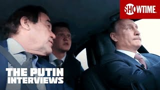 The Putin Interviews | 'Vladimir Putin on Edward Snowden' Official Clip w/ Oliver Stone | SHOWTIME
