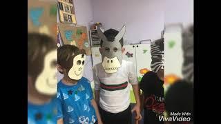 Anasınıfı 6 yaş B grubu/Fen ve Doğa/Türkçe/Hayvanları Koruma Günü Kuş Yemlikleri Ve Hayvan Maskeleri