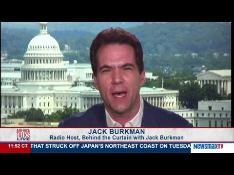 America Talks Live | Jack Burkman on the murder of DNC staffer Seth Rich