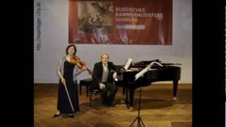 Brahms/Hochstein Waltz op.39,15