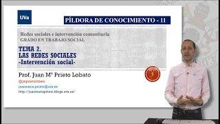 Las Redes Sociales: IntervenciÓn Social