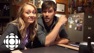 Graham Wardle in Heartland Season 8 Bloopers - YouTube