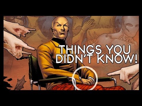 7 X-Men Facts to Prove Your Mutant Trivia Powers