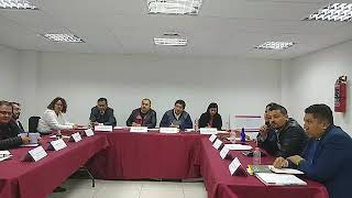 14º Sesión ordinaria del Concejo de la alcaldía Xochimilco - Parte 3