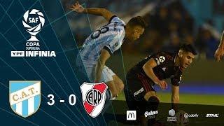 #CopaSuperliga: resumen de Atlético Tucumán - River