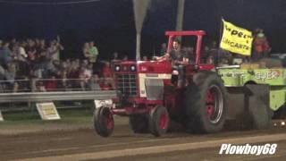 11,500lb 2 Hot 2 Farm Tractors in Wyoming, IA 7-9-2016