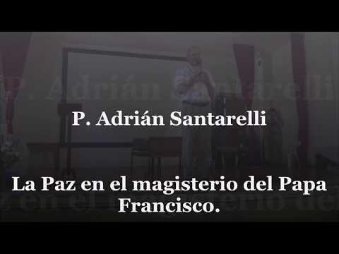 La Paz en el magisterio del Papa Francisco