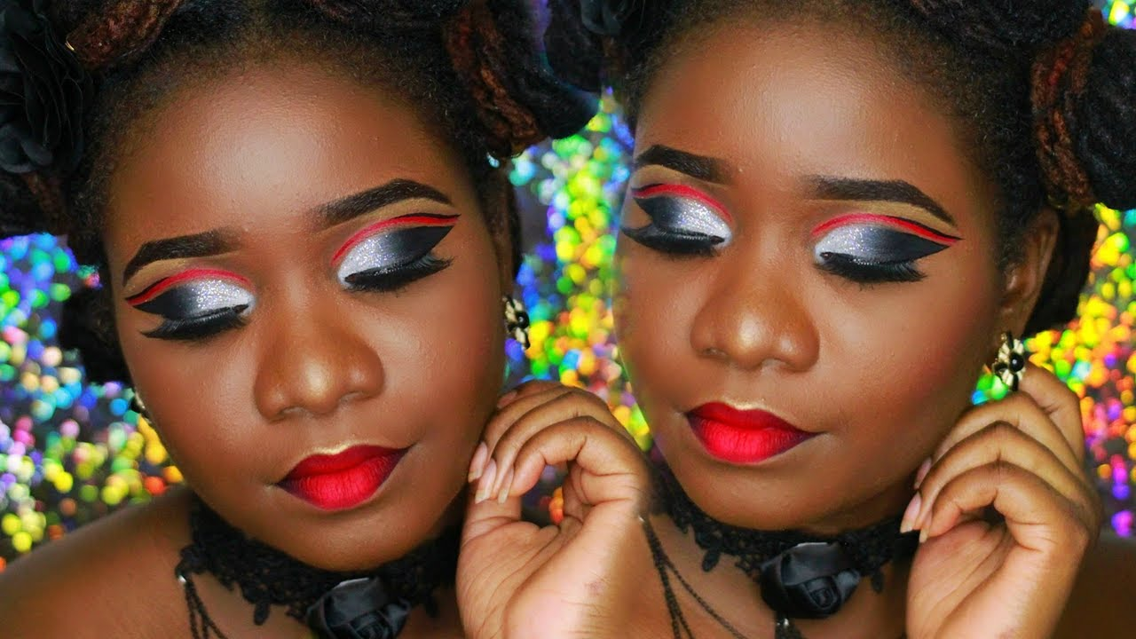 Independence Day Makeup Tutorial Happy Independence Day Trinidad Tobago Youtube