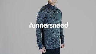 Nike Mens Therma Sphere Element 1/2 Zip Top By Runners Need