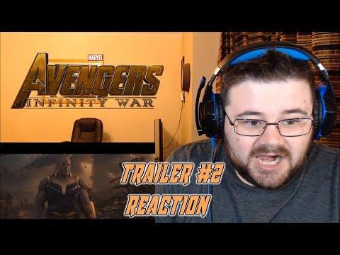 Avengers: Infinity War Trailer #2 - Reaction