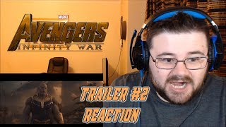 Avengers: Infinity War Trailer #2 - Reaction