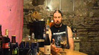 "North Coast - Barrel Aged Old Rasputin  - PABrewNews ""California"" (American Craft Ale)  350TH Video"