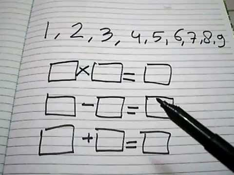 Teka Teki Matematika Gokil Part 3 Youtube