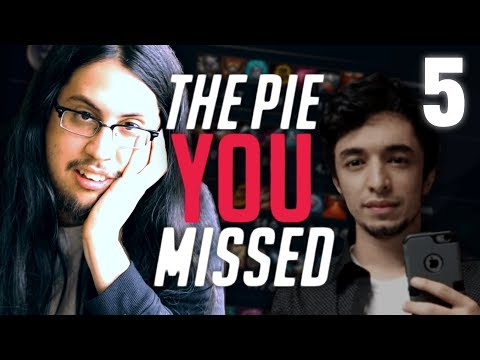 THE PIE YOU MISSED! #5 (I WISH I WAS LIKE NIGHTBLUE3)