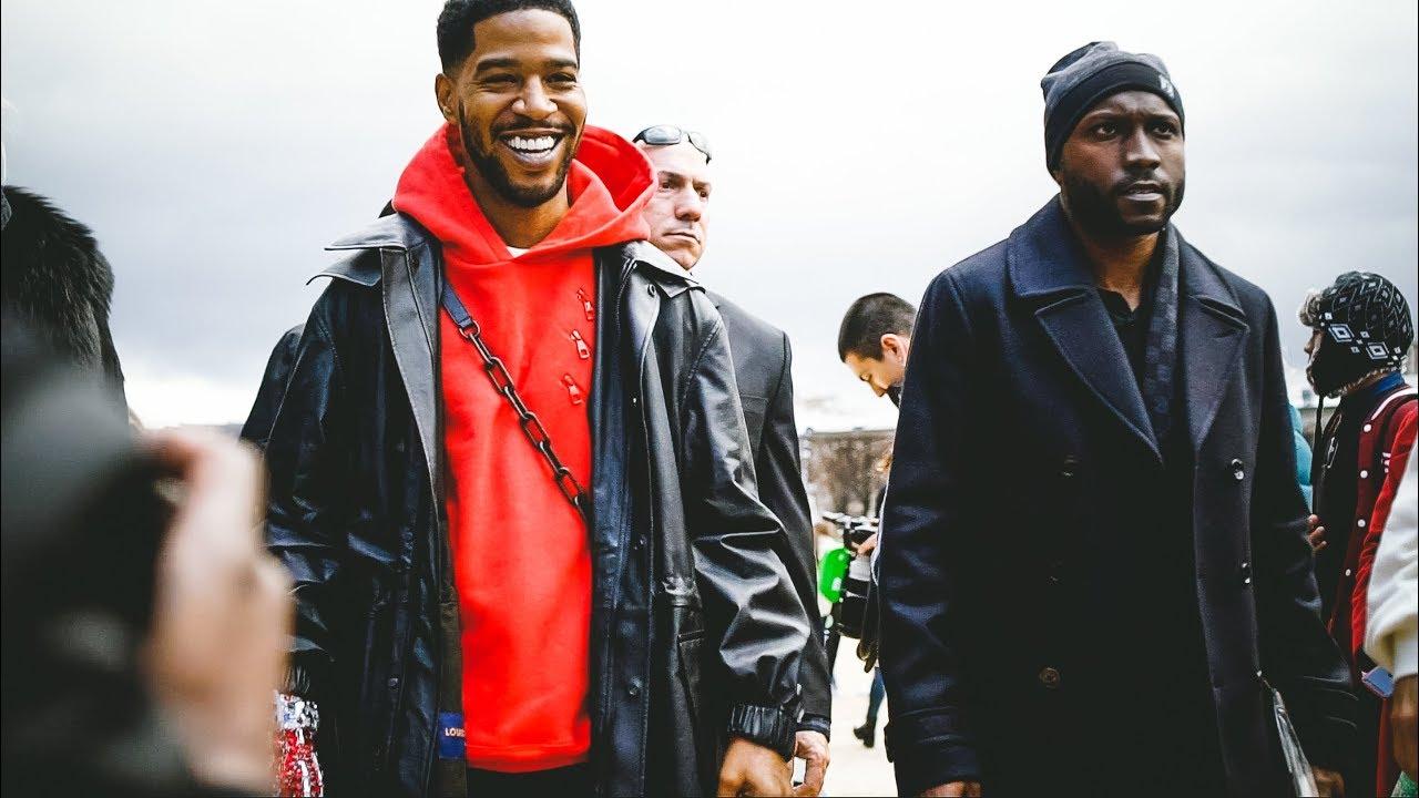 Paris Fashion Week Men S Fw 2019 Street Style At Louis Vuitton