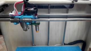 Cheap 100$ 3D Printer Bed AutoLeveling CoreXY + parts list