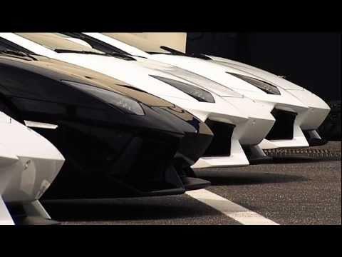2012 Lamborghini Aventador - First Drive
