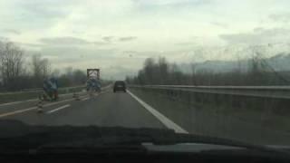 Autostrada Milano-Aosta