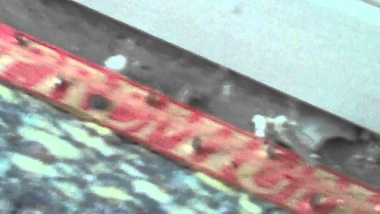 Ottawa Carpet Repair Tackless Strip Replacement Youtube