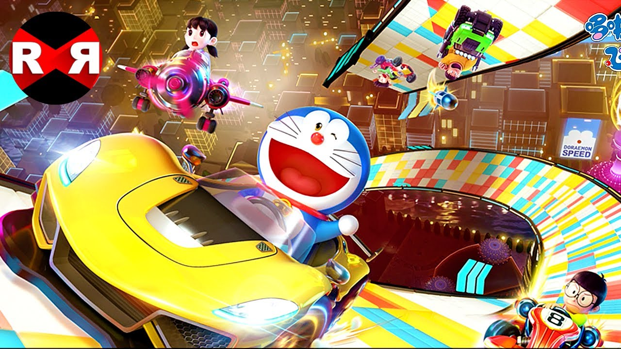 Doraemon Speed Test (Test Suit) – Android / iOS BETA Gameplay