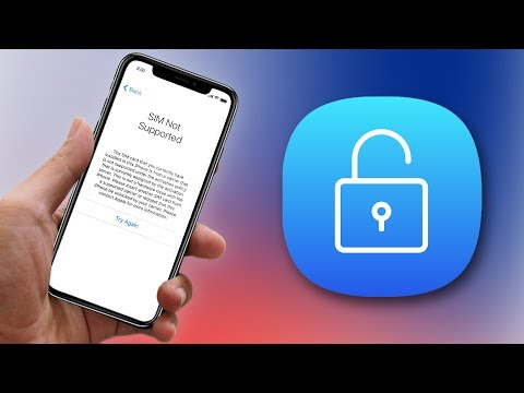 Use UB SIM to Unlock iPhone X/XS/XS MAX/XR/8/7/6S/5/5S/5C/5 Sprint, T-Mobile, AT&T, Xfinity, O2, EE