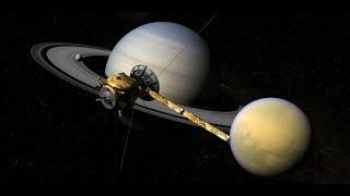Космос Миссия Сатурн Документальный фильм про вселенную