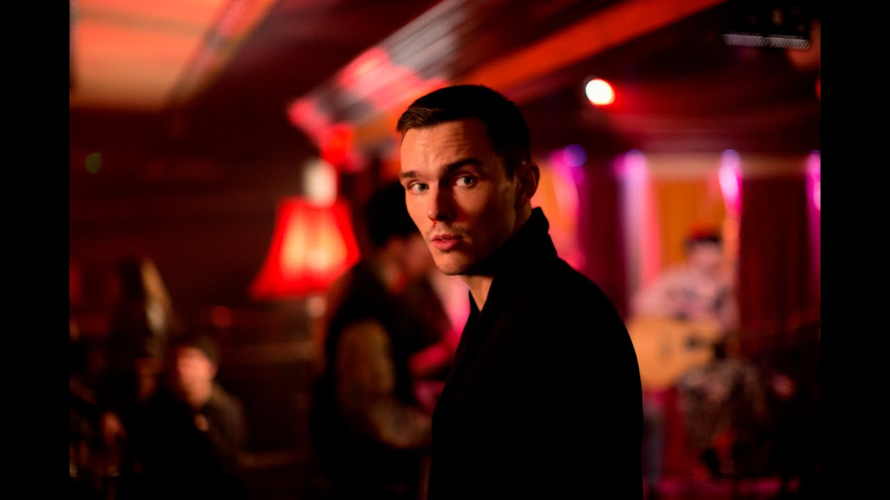 Nicholas Hoult plays a music industry sociopath in Kill Your Friends