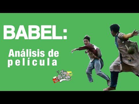 BABEL, Análisis De Película:  Montaje Y Música