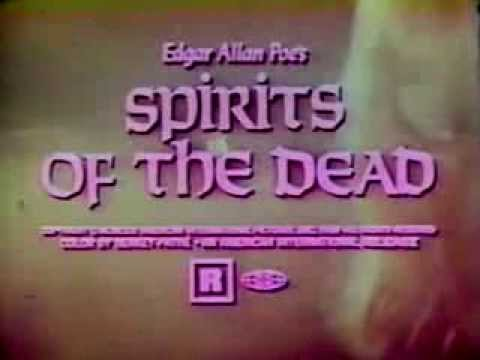 Spirits of the Dead is listed (or ranked) 36 on the list The Best Art Movies