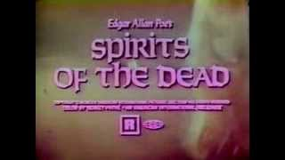 Spirits of the Dead 1968 TV trailer