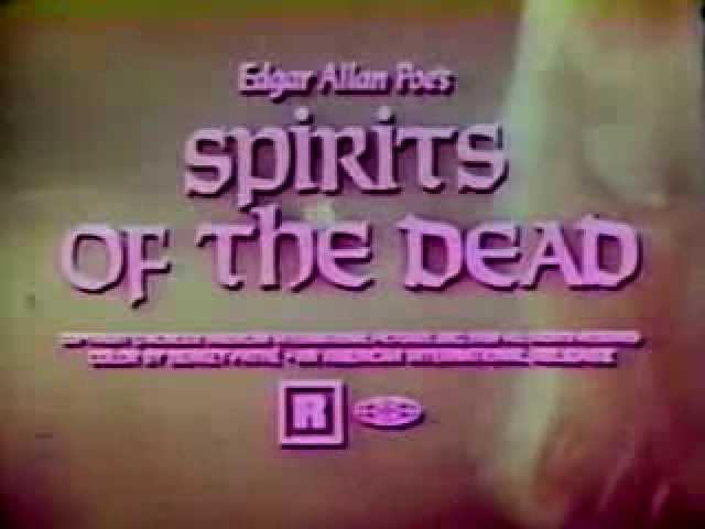 Spirits of the Dead 1968 TV trailer