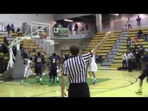 THE VILLE @ CASS TECH HS Basketball Game Highlights 010915