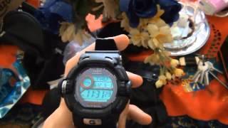 GULFMASTER G-SHOCK Timepieces CASIO