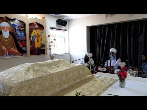 LIVE - Raag Kirtan Darbar - Nanaksar Hayes