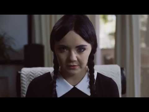 Adult Wednesday Addams s1e1 The Apartment Hunt