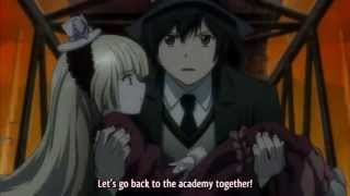 gosick amv everytime we touch kujo x victorique