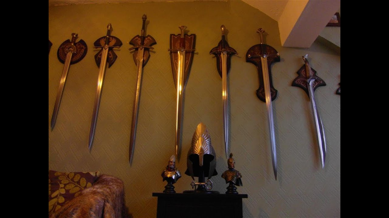 United Cutlery Lord Of The Rings Sword Review