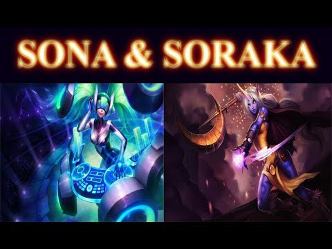 Sona - Aram Mode #311 - Full League of Legends Gameplay [German] Let's Play LoL thumbnail