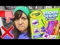 DON'T BUY! 12 REASONS CRAYOLA's Sticker Studio Kit is NOT worth it SaltEcrafter #9