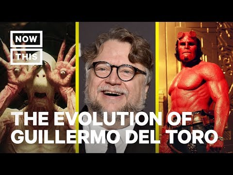 The Evolution of Guillermo del Toro | NowThis
