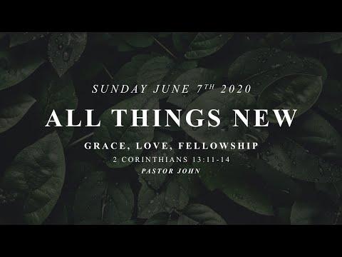 Sunday, June 7, 2020