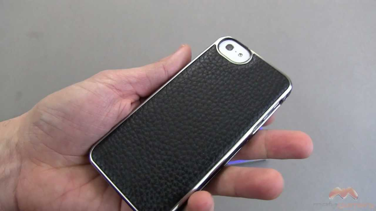 the best attitude c4001 382c3 Adopted Leather Wrap iPhone 5 Case Review