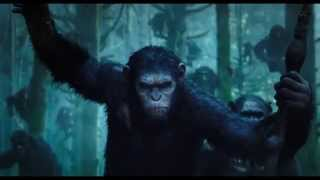 Планета обезьян: Революция (Dawn of the Planet of the Apes) - трейлер