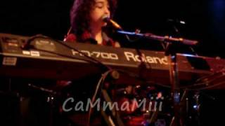 """Alex Wolff """"all i needed""""/drum solo"""