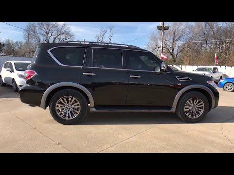 2018 Nissan Armada Pryor, Broken Arrow, Tulsa, Oklahoma City, Wichita, OK N4769