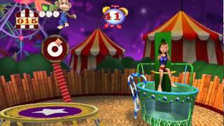 Circus Party (Nintendo Wii) - Gameplay