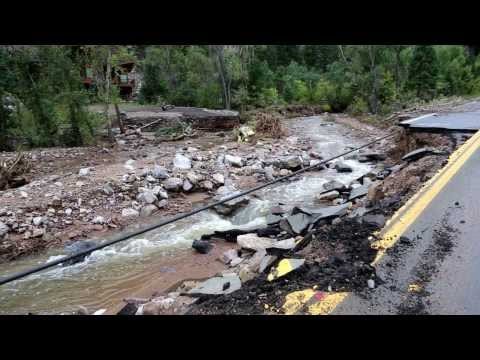 "Xcel Energy's Response to Colorado's ""1000 Year"" Flood"