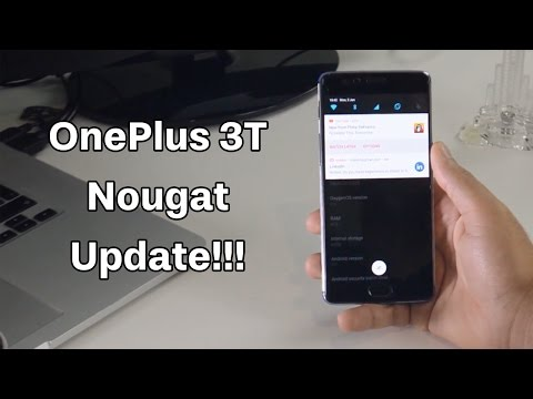 Top 5 New Features In The OnePlus 3T Nougat Update (Oxygen OS 4.0)