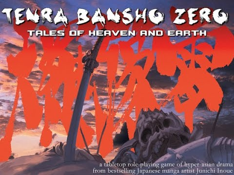TENRA BANSHO ZERO - The Book of a Thousand Destinies