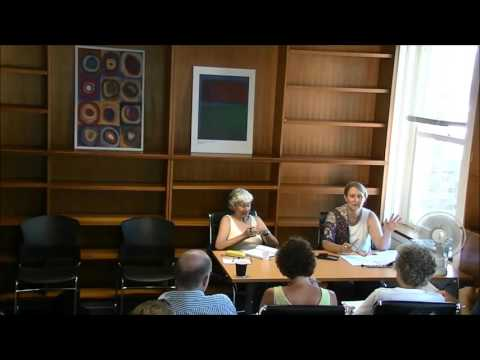 Susanne Schmeidl (UNSW) 'The Contradictions of Democracy in Afghanistan' 8 March 2016